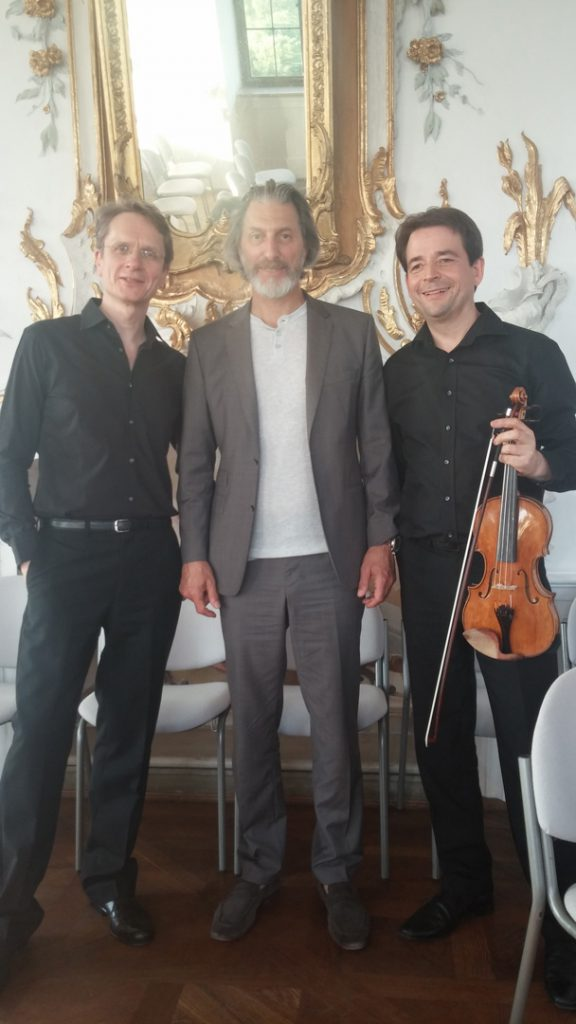 Stephan Imorde, Rufus Beck, Ulf Schneider