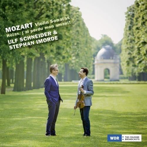 mozart violin sonatas
